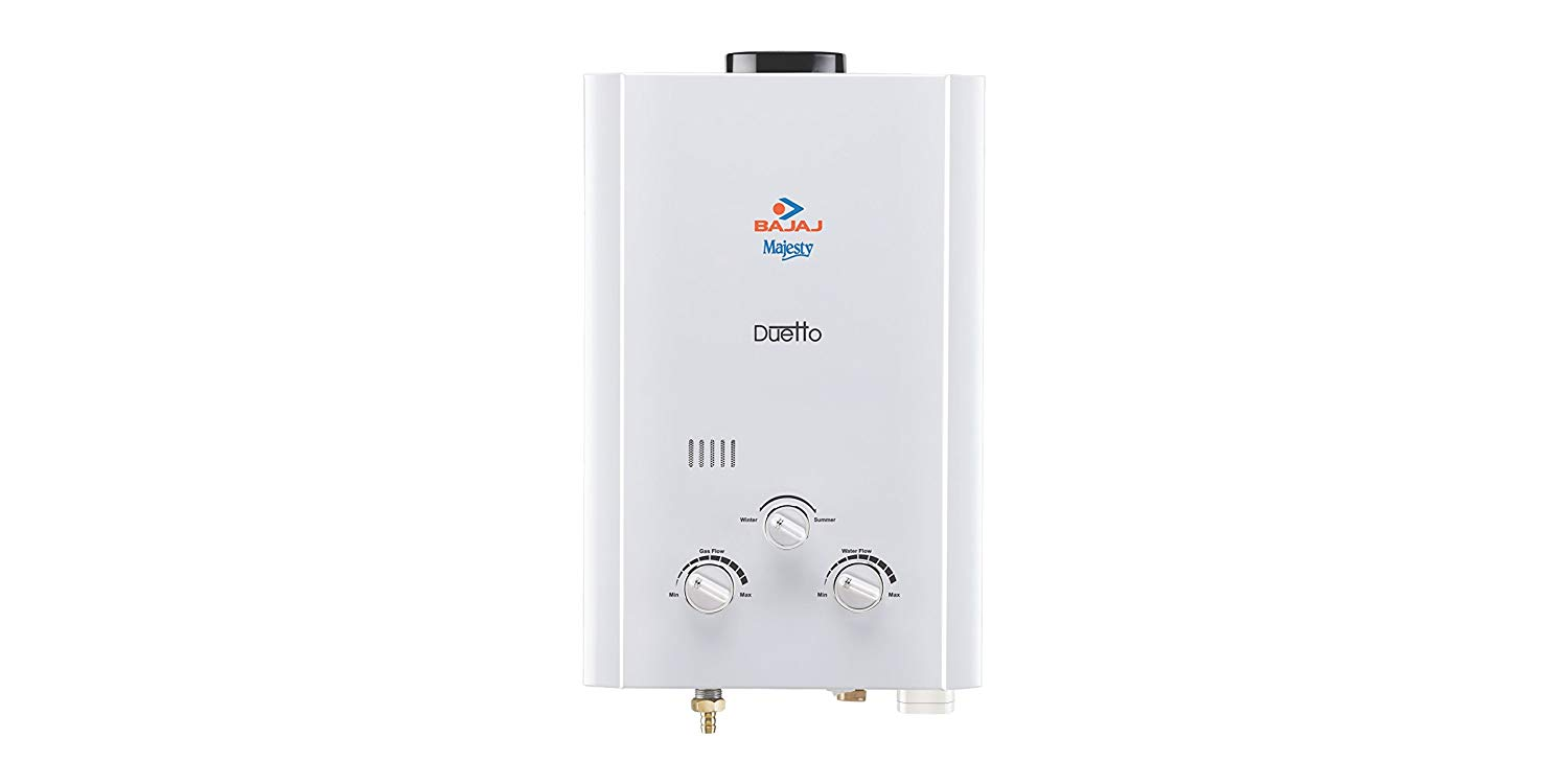 Bajaj Gas water heater