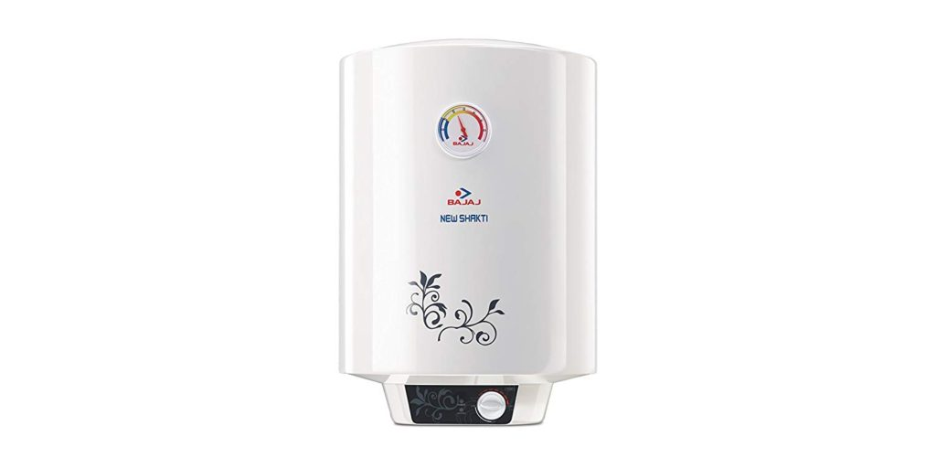 Bajaj New Shakti GL 15-Litre Vertical Storage Water Heater