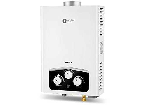 orient gas water heater