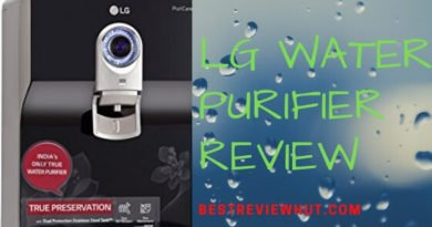 lg water purifier review