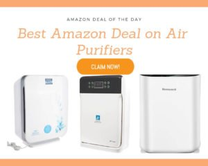 Amazon deal on Air purifiers