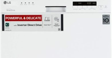 LG Dishwasher Reviews