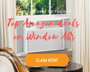 Top Amazon deals on Window ACs