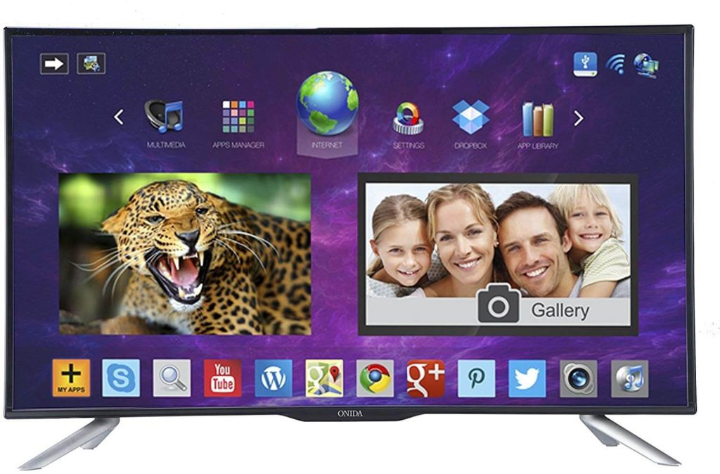 Onida 101 cm (40 inches) Full HD Smart Android LED TV