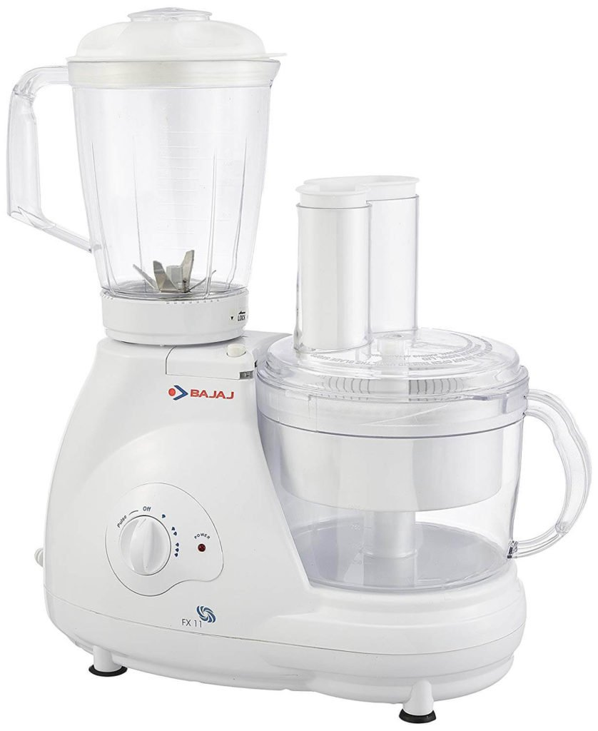Bajaj Food Factory FX 11 600-Watt Food Processor