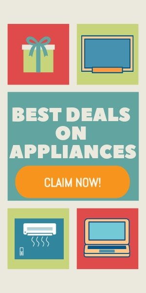 Best Amazon Deals on home and kitchen Appliances