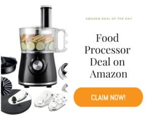 Food Processor Deals on Amazon