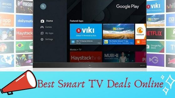 best smart tv deals